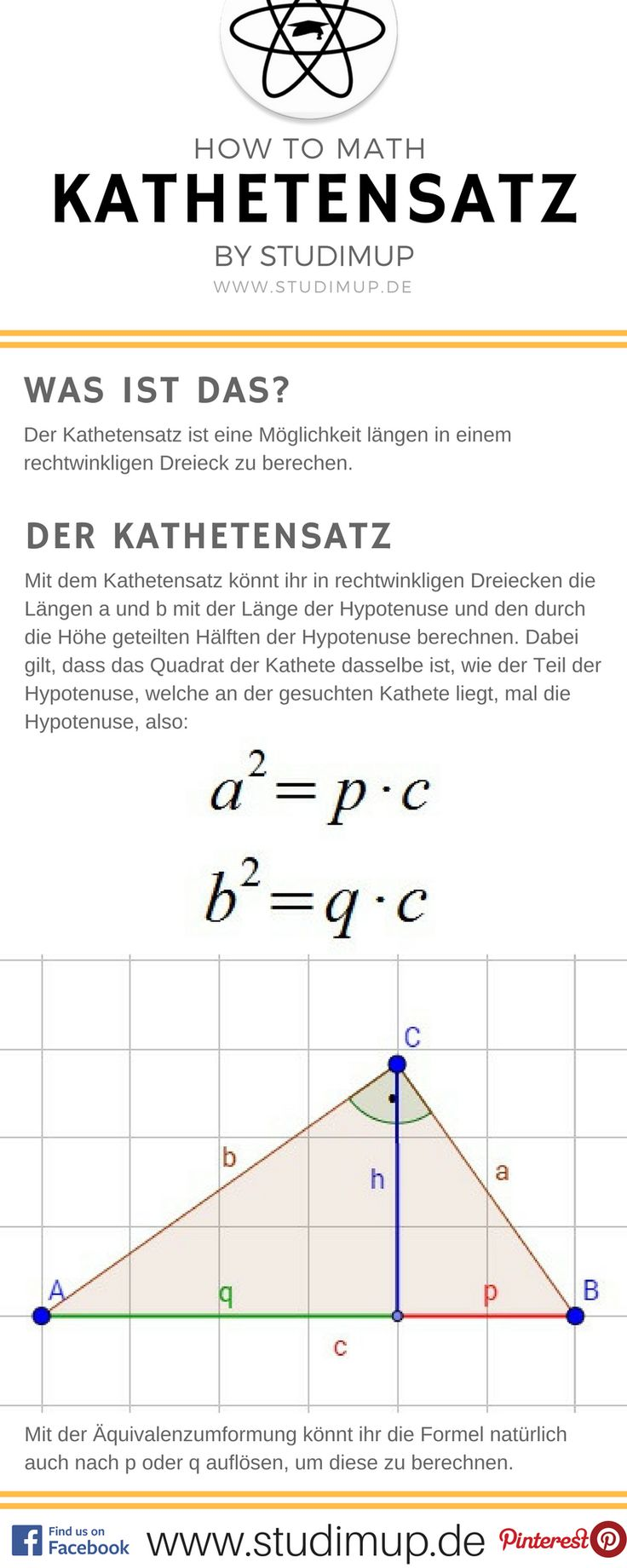 93 best Mathe Spickzettel images on Pinterest | Cheat sheets, High ...