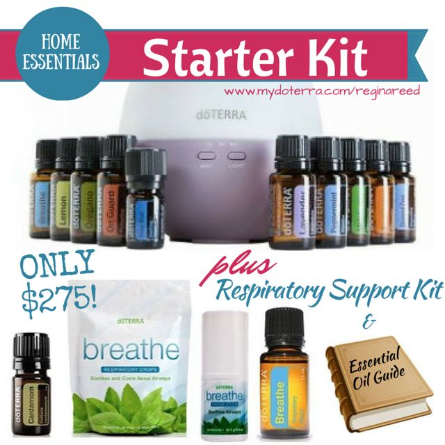 Ready to start using doTERRA Essential Oils? Memorial Day Enrollment Special!! Offer valid through May 31st!  Receive a FREE Breathe, Cardamom, Breathe Drops and Breathe Stick,  a hardback essential oil guide book, AND a FREE personal Wellness Consultation/membership overview!  $250 retail FREE!!  No minimums, quotas, or obligations.  www.mydoterra.com/reginareed