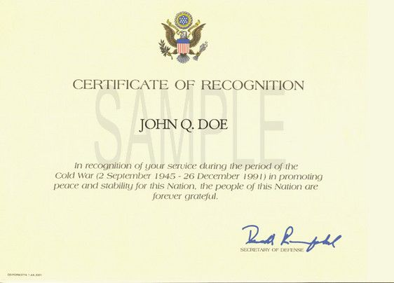 Best 20 Sample Certificate Of Recognition ideas – Sample of Certificate of Recognition