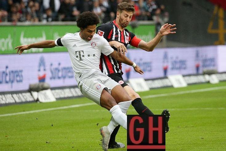 Eintracht Frankfurt 5 1 Bayern Munich Bundesliga Football Today Football Gif Football