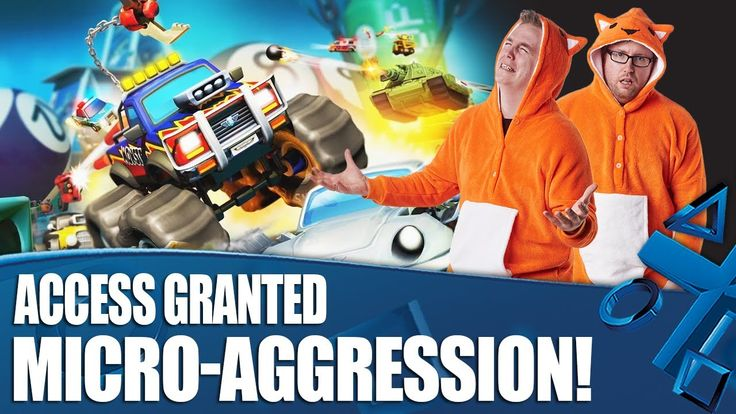 Access Granted: Micro-aggression and your favourite gaming inventions