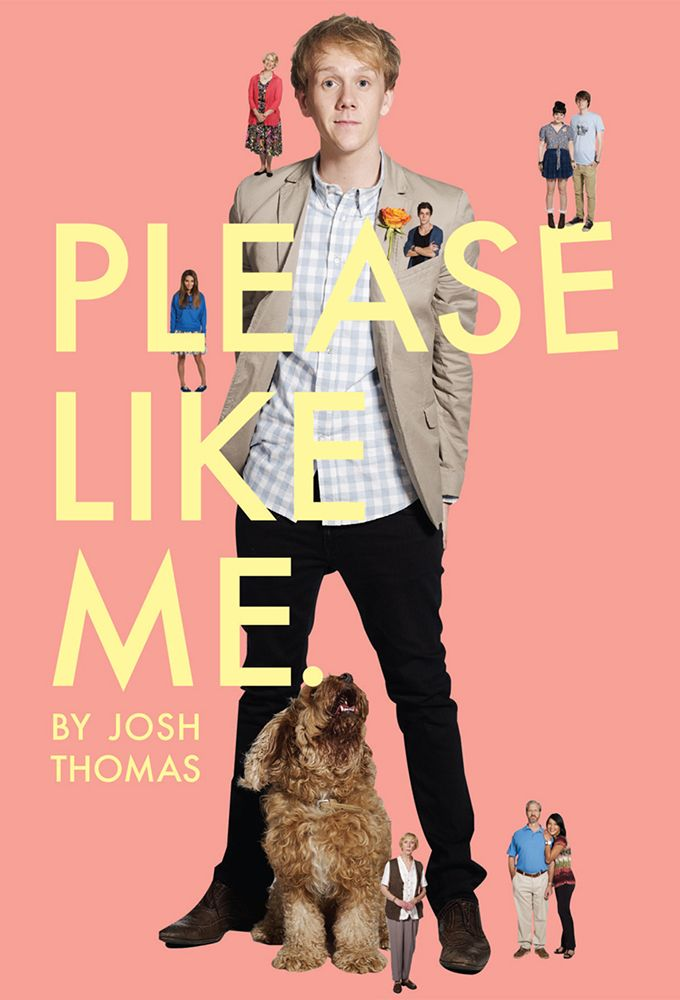 Please Like Me, seasons 1-3 on amazon digital video please. SD is fine. Thanks!                                                                                                                                                                                 Mais