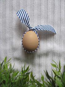 Jajka jak zające! #egss #jajka #wielkanoc #easter #dekoracja #decoration #komodapomyslow #idea