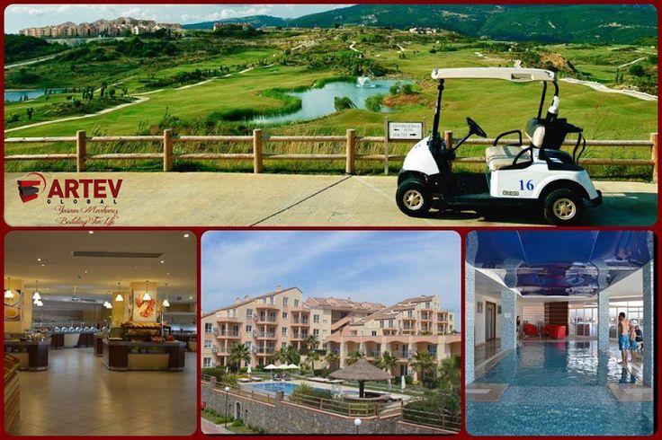 En'lerdeki Yaşam Şıklığınız... 18 delikli golf sahası, plaj, restaurant, bar ve daha fazlası Artev Global Kuşadası Evleri'nde!  http://www.artevglobal.com/home.php/kusadasi-international-golf-resort/
