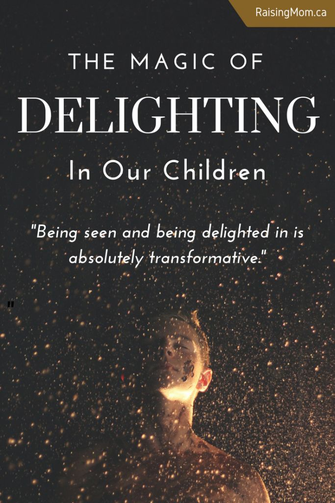 The Magic of Delighting in Our Children http://raisingmom.ca/magic-delighting-children/  We all long to be seen and delighted in. It is so easy to forget to really see our loved ones. I get so wrapped up in my schedule, my to-do list, that I often forget to look my kids in the eye and simply delight in who they are.  . . #parenting #raisingmomca #parents #moms #momlife #delight #thegreatestshowman #inspired #children #kids #blogger #family