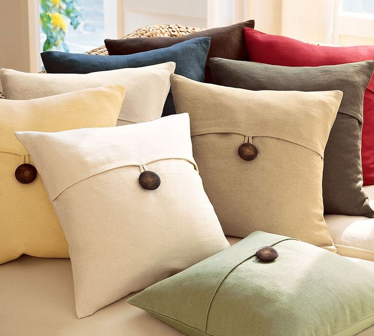 43 Best Diy Cushions Images On Pinterest Buttons