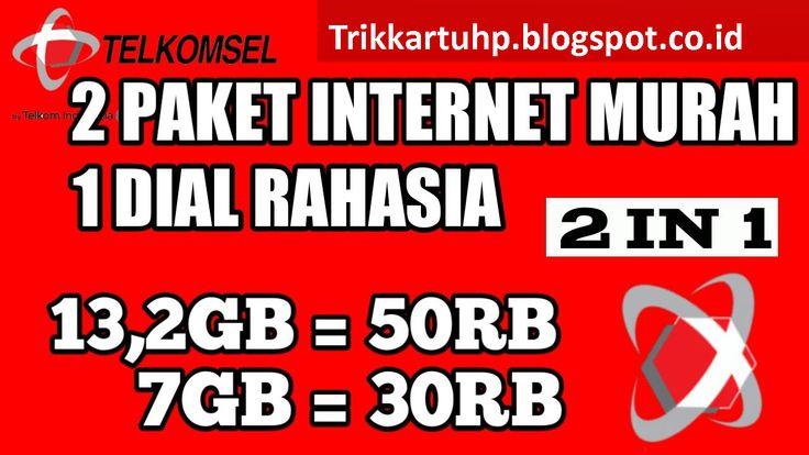 Kode Paket Internet Murah Tel komsel 2018 Terbaru13,2Gb Hanya 50 Ribu - Paket Internet Murah Telkomsel 13,2Gb selama 30 hari. Assalamuali...