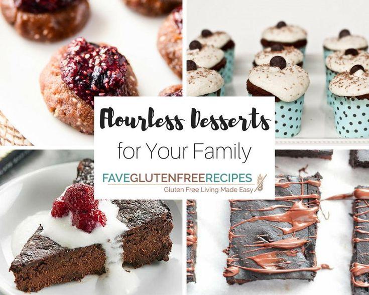 Scrumptious GF Desserts (Scrumptious Cooking Book 4)