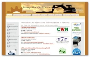 Abbruchunternehmen in Hamburg