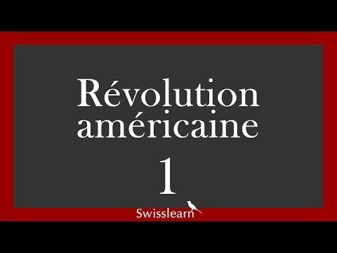Révolution américaine - Première partie : Les treize colonies britanniques - YouTube