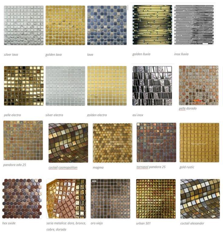 O mozaikach | Mozaiki szklane. Opisy kolekcji, nowości na rynku, nowe trendy.