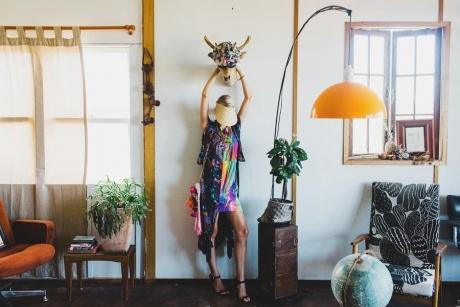 Tall Talk, styled By Isobel Badin for Alterior Motif - Janneke Storm Photography - Isobel Badin bag