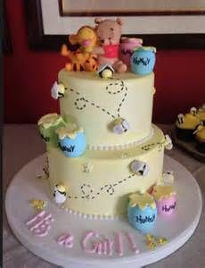 Winnie The Pooh Baby Shower Cakes Cake For Baby Shower!