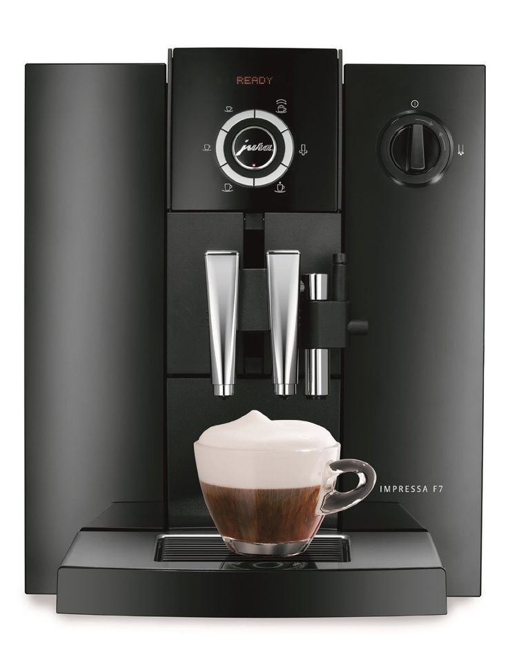 Jura IMPRESSA F7 Automatic Coffee Machine ^^ Don't get left behind, see this great product : Coffee Maker
