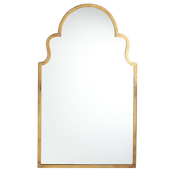 Wisteria - Mirrors & Wall Decor - Shop by Category - Mirrors - Gilt Moroccan Mirror - $279.00
