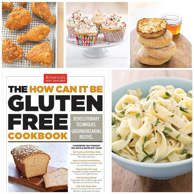 5 of the absolutely best gluten-free cookbooks and baking mixes - and we've tried LOTS.