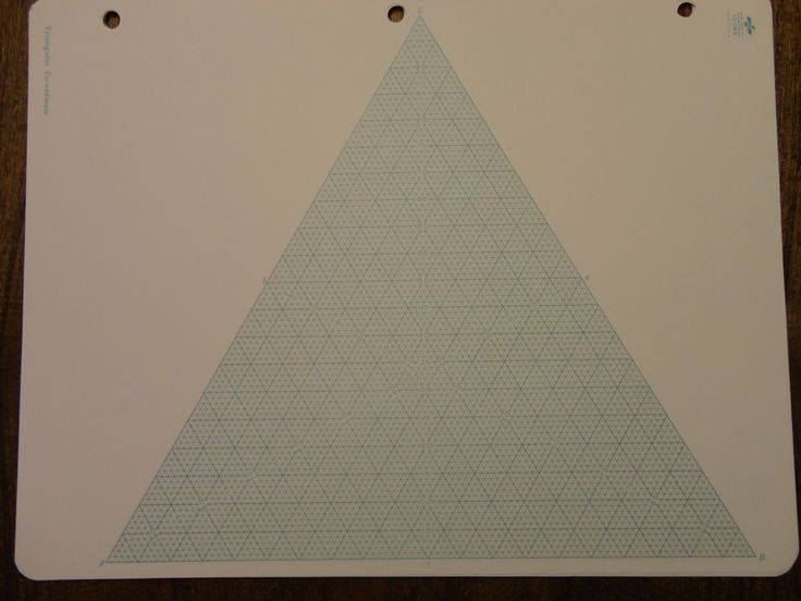 18 best Graph paper for paper projects images on Pinterest - triangular graph paper