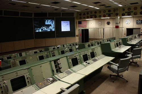Apollo Mission Control Panel (page 4) - Pics about space