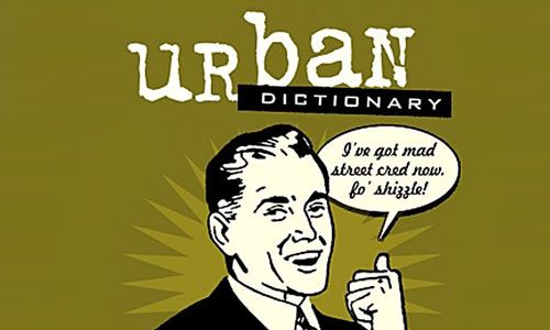 Urban Dictionary. Not your typical dictionary but a way to keep up with today's language. heads up... colorful language :)