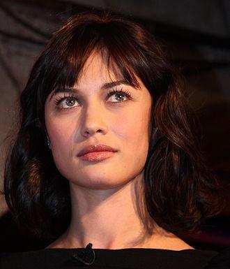 Description de l'image  Olga Kurylenko by Mikolaj Kirschke Wikipedia cropped.JPG.