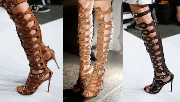 Knee High Gladiator: Knee High, Hello Shoes, Lux Shoe, Gladiator Sandals Jpg 598 340