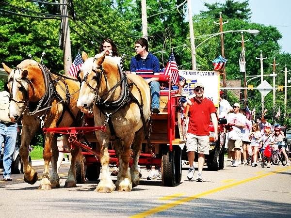 memorial day parade south on southwood may 26