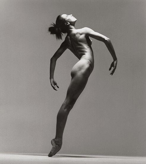 Sylvie Guillem by Richard Avedon