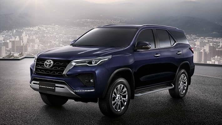 Toyota Fortuner 2021 Obnovilsya I Poluchil 204 Silnyj Turbodizel V 2020 G Vnedorozhniki Pikap Fary