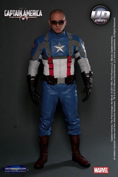 Marvel костюмы капитана амереки