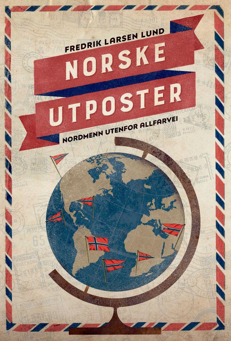 Norske utposter - Fredrik Larsen Lund