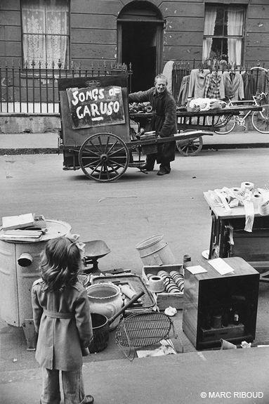 Marc Riboud  //  London, England, 1954