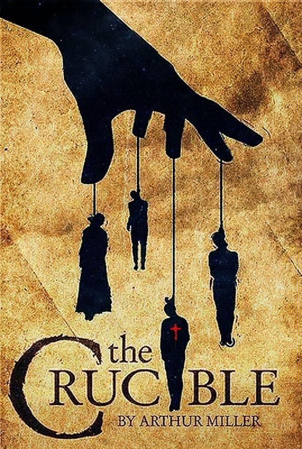 The Crucible by Arthur Miller, Sat 23 - Sat 30 Aug, 7.30pm, www.garterlane.ie