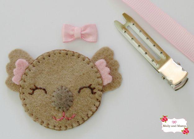 Kylie Koala tutorial by Molly and Mama