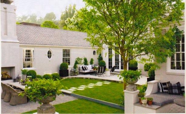 landscapeVerandas, Windsor Smith, Outdoor Living, Gardens, Outdoor Room, House, Outdoor Fireplaces, Outdoor Spaces, Backyards