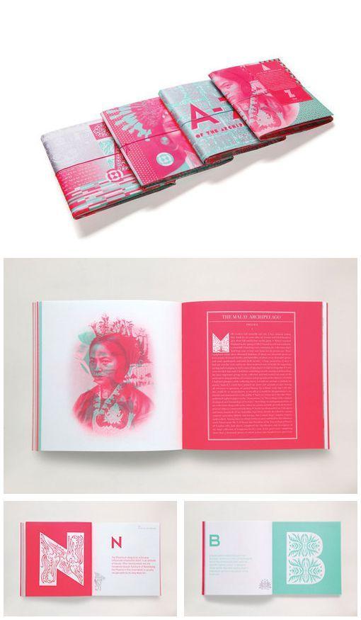 หนังสือ A to Z Archipelago รวบรวมฟอนต์สวยๆ จนได้รางวัล IGDA (Indonesian Graphic Design Award)