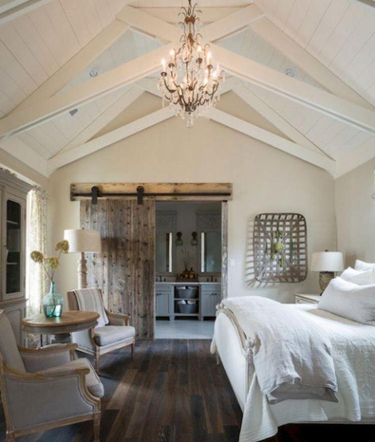 Cozy Farmhouse Bedroom Decorating Ideas 369 best