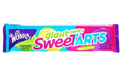 Wonka Giant Chewy SweeTarts - £1.20 from Candyhero.com