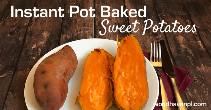 how to cook sweet potatoes in oven for baby