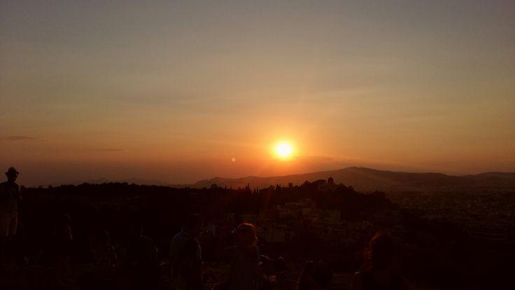 Beautiful sunset 🌇