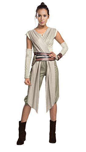 Star Wars Rey Kostüm ca 40€ | Kostüm-Idee zu Karneval, Halloween & Fasching