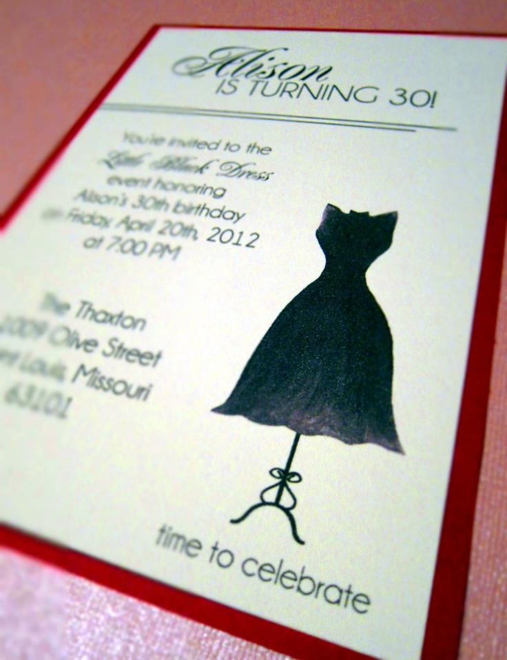 10 best Little Black Dress Party images on Pinterest | Candies ...
