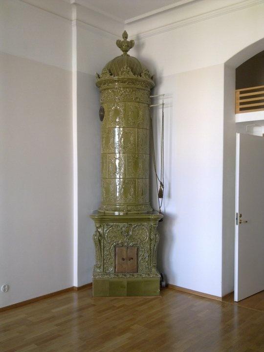 Tile stove  #Kakelugnen #tile #stove #fireplace #Swedish #tile_stove