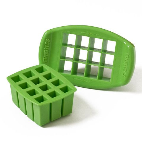 Fun bites for kids.  tiny portions make everything taste better.  Cube It!
