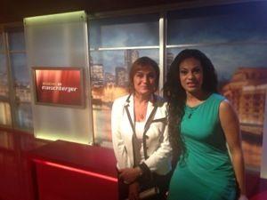 """TV-Tipp: Khadra Sufi zu Gast bei """"Menschen bei Maischberger"""", 22:45 h, ARD"""