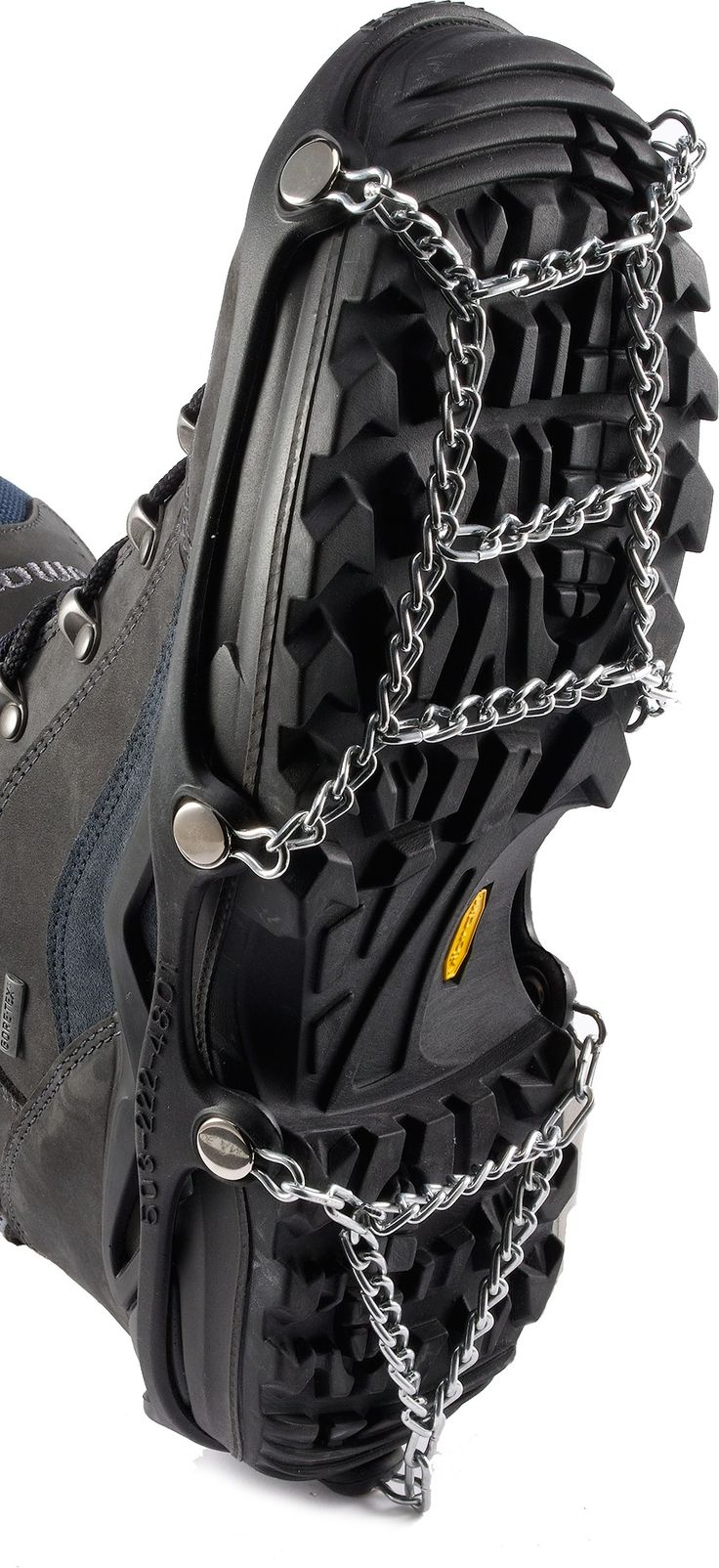 Kako ICEtrekkers Chains Traction System