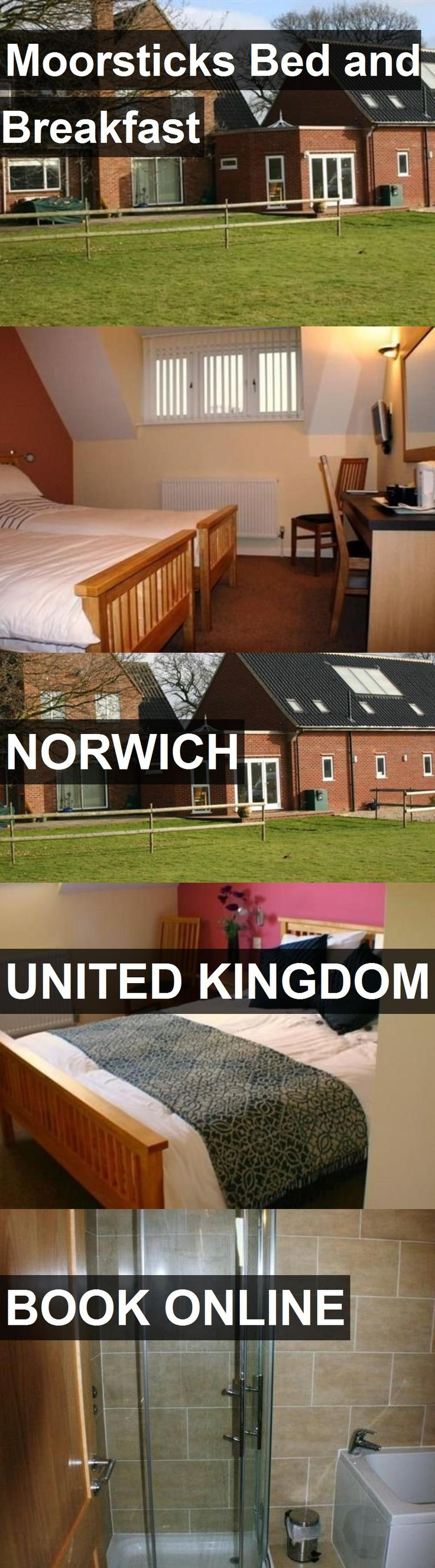 Hotel Moorsticks Bed and Breakfast in Norwich, United Kingdom. For more information, photos, reviews and best prices please follow the link. #UnitedKingdom #Norwich #MoorsticksBedandBreakfast #hotel #travel #vacation