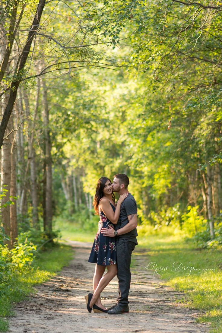 Engagement photo session YEG Photographer