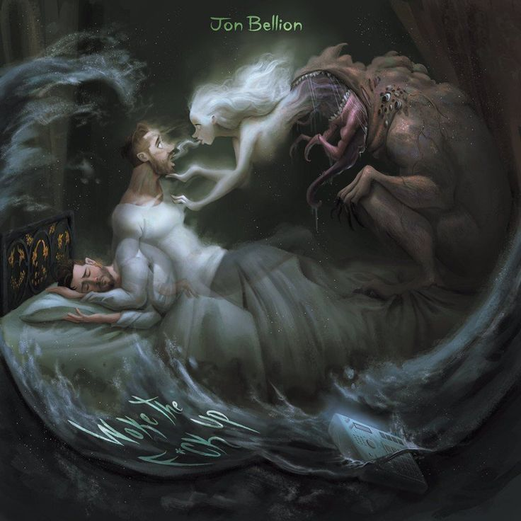 For the release of the album, Jon partnered with David Ardinaryas Lojaya to create the album cover as well as individual artwork for each song.  This page's annotations contain