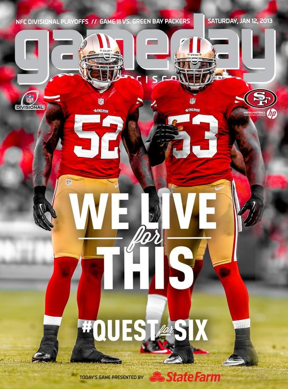 Patrick Willis & Navorro Bowman - 49ers 2 of the best LB's in the NFL