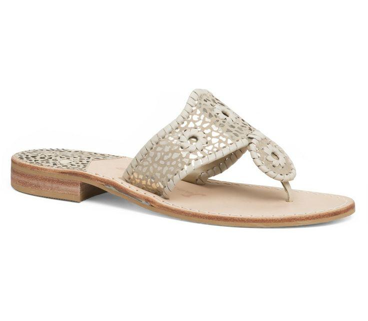True Fit Shoes Think Julia Rose Gold Women's Sandals